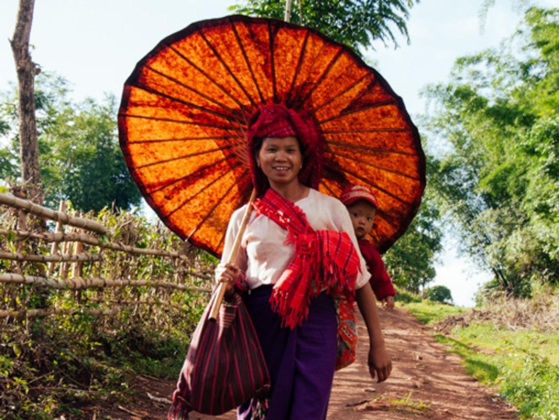 Birma - fotorelacja z podróży