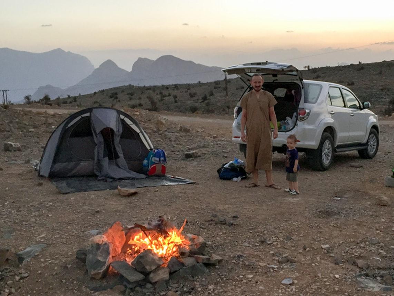 Oman i ZEA - fotorelacja z podróży