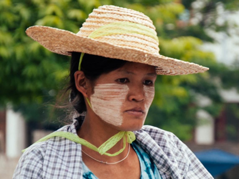 Thanaka - tajemnice birmańskiego piękna