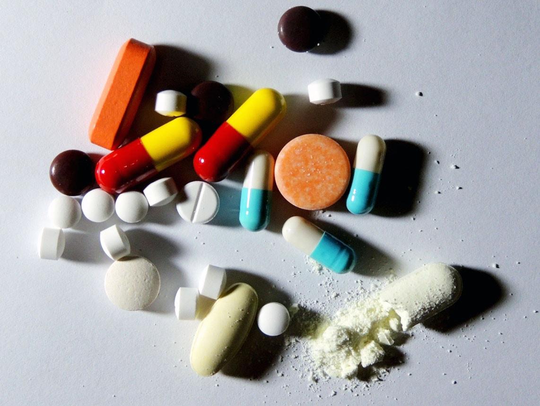 Lekarstwa potrzebne w podróży