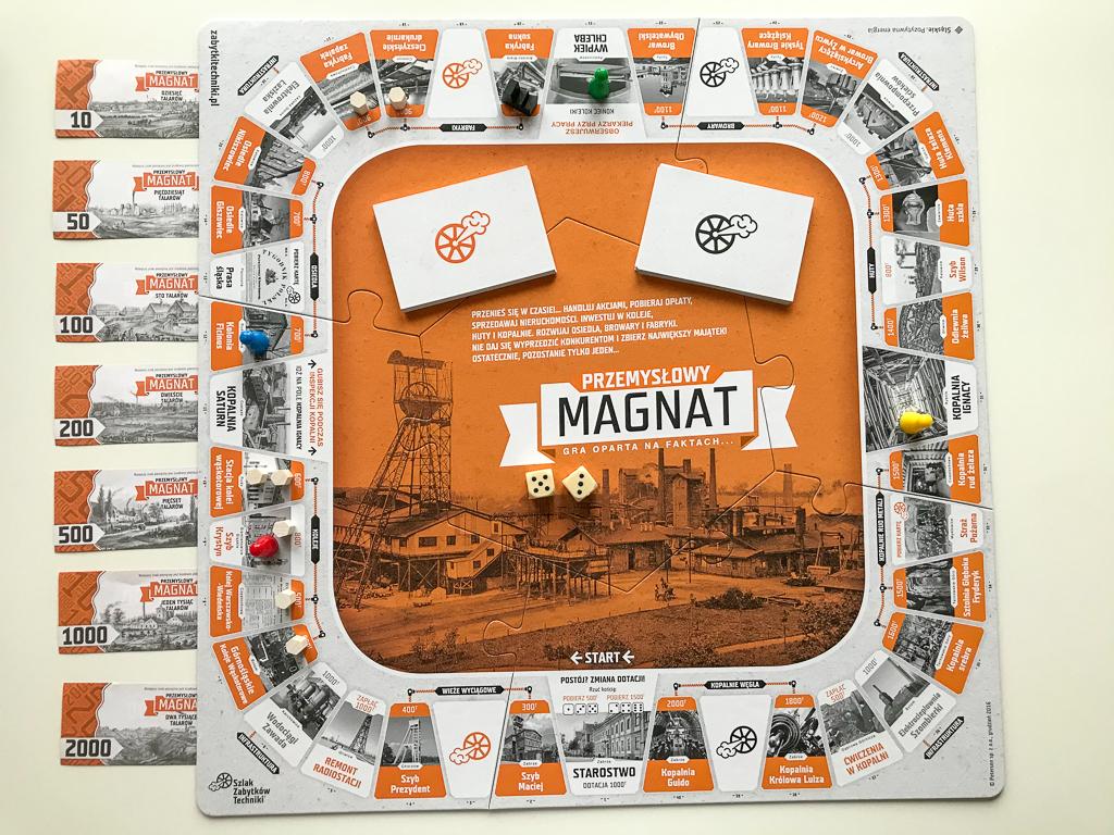 Przemysłowy magnat